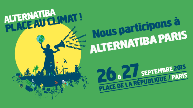 Participation d'Electrocycle à Alternatiba