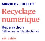 Repairathon & collecte de smartphones au bénéfice d'Emmaüs Connect